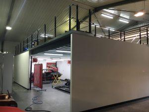 4.8Kn Storage Mezzanine